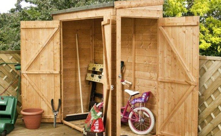 Oko Wooden Shed Here