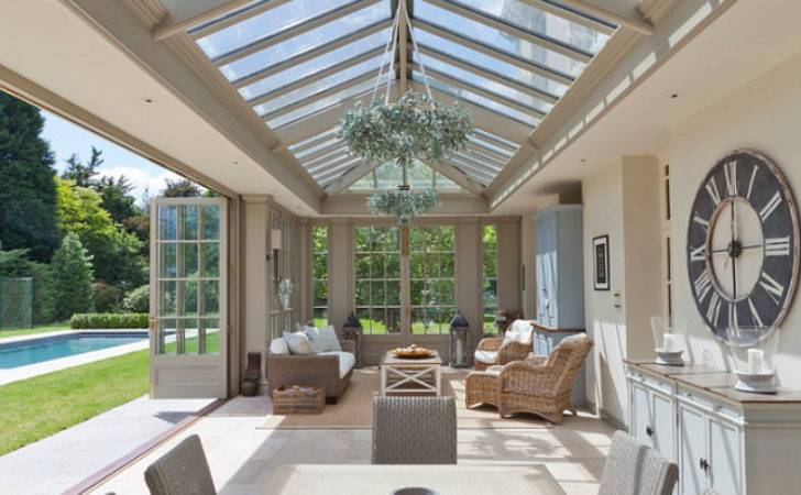 Old Age Charm Your Orangery Residence Home Bunch