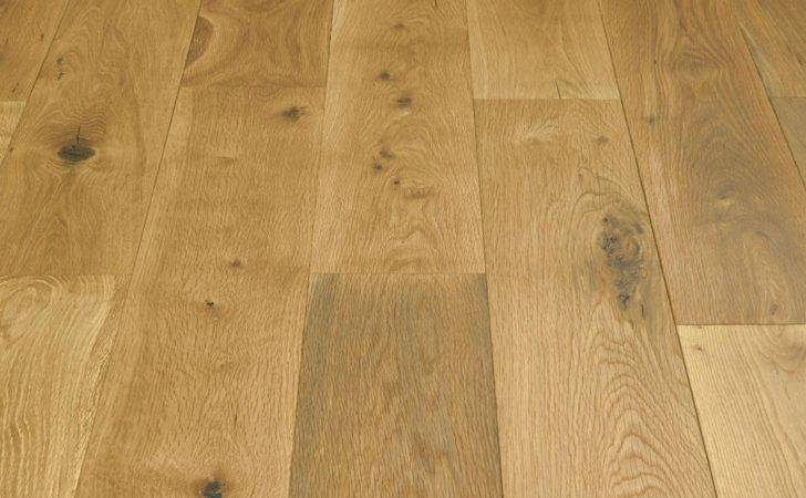 Old Country Natural Oak Brushed Oiled Engineered Wood