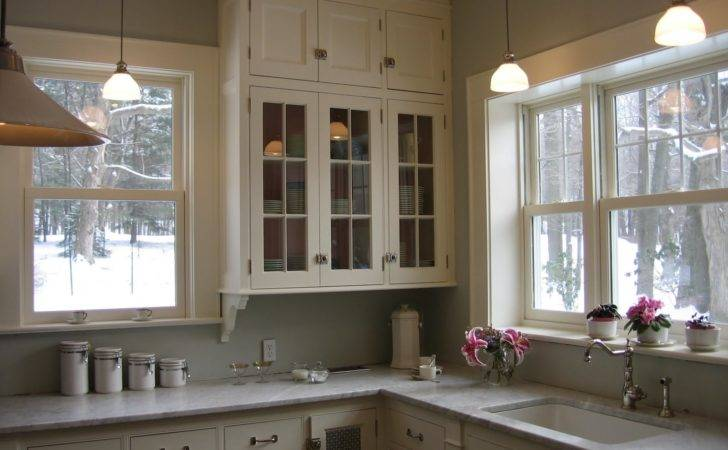Old Fashioned Kitchen Cabinets