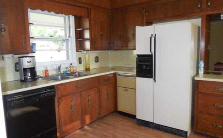 Old Kitchen Cabinets Help