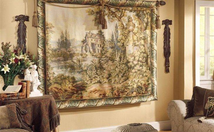 Old Tapestry Wall Hangings Design Ideas