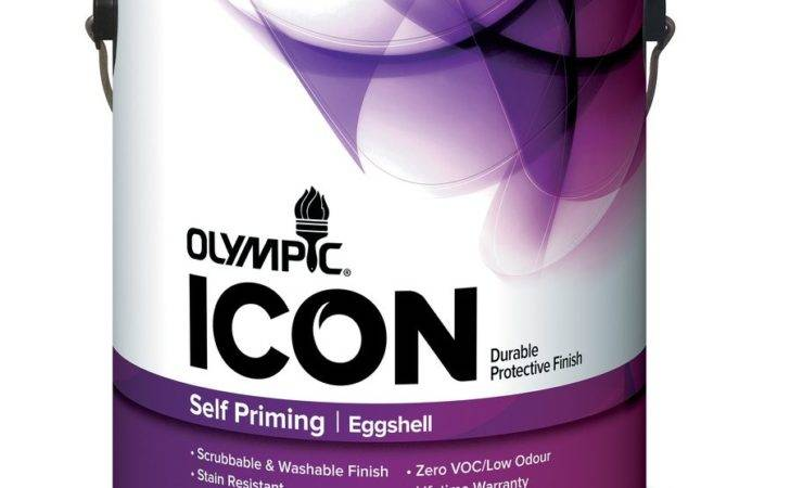 Olympic Icon Interior Paint Lowe Canada
