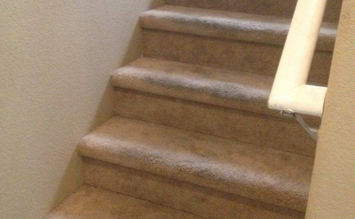 One Day Time Inexpensive Diy Carpet Wood Stairs
