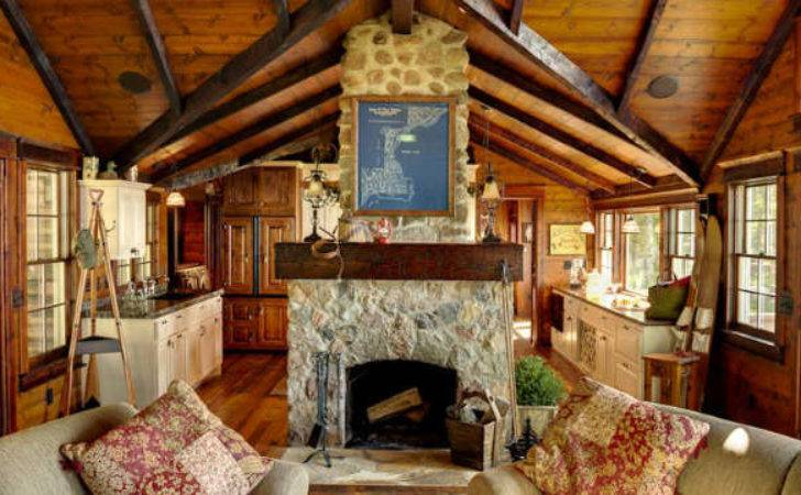 One Sweetest Little Cabins Decoholic