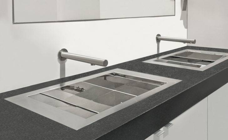 Only Authentic Flush Mount Sink Abode