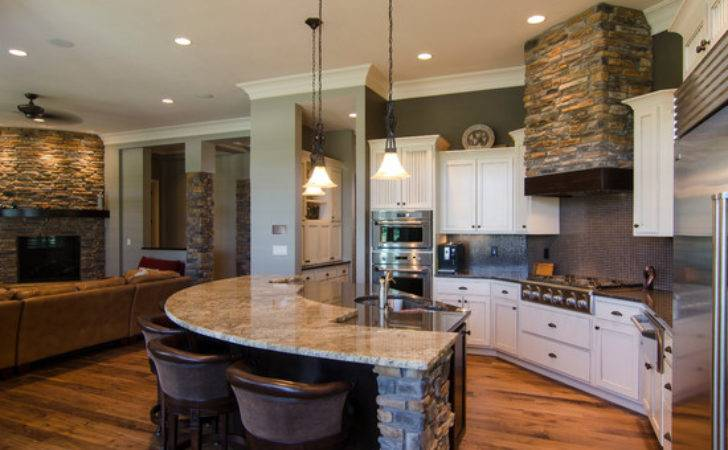 Open Concept Kitchen Knoxville Plumbers Home