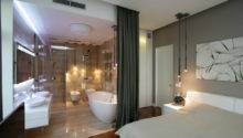 Open Plan Bathroom Interior Design Ideas