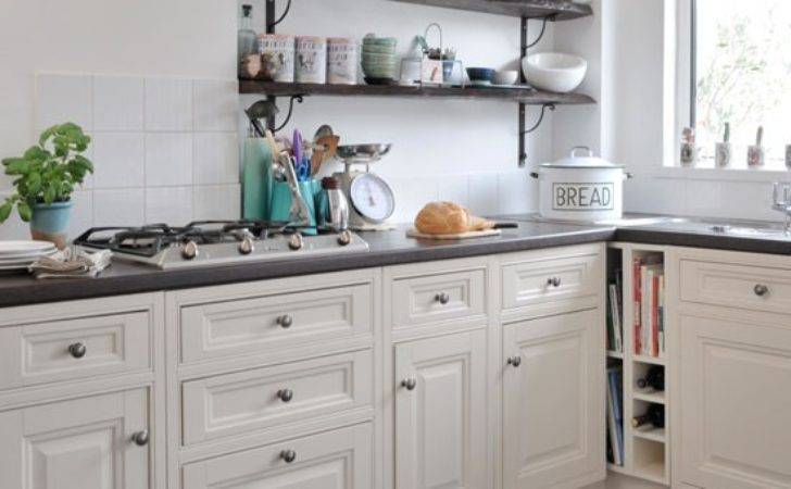 Open Shelving Country Kitchen Ideas Housetohome