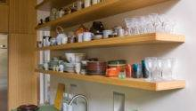 Open Shelving Ideas Kitchen Live Creatively Inspired