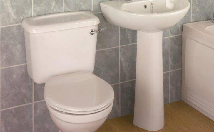 Option Toilet Wash Basin Set