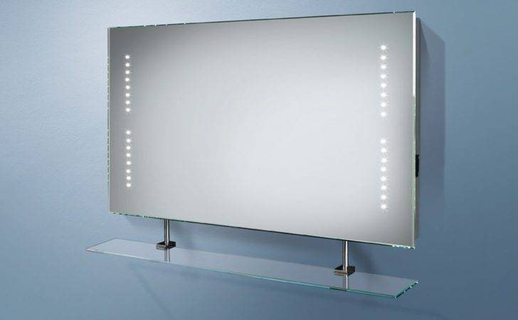 Opulenza Product Aztec Steam Led Mirror