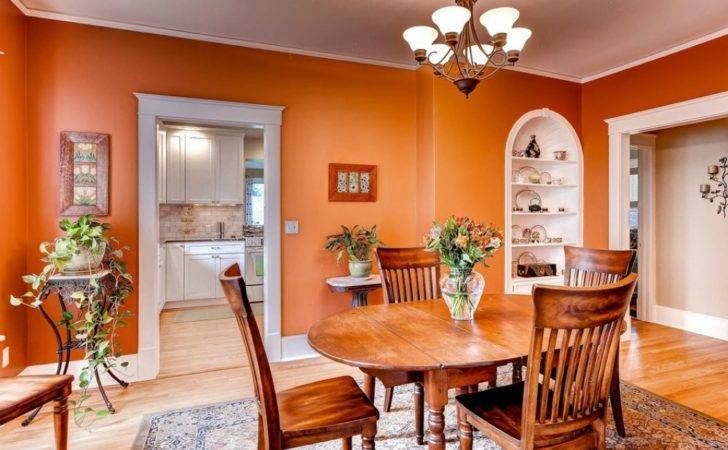 Orange Dining Room Color Ideas Mistakes