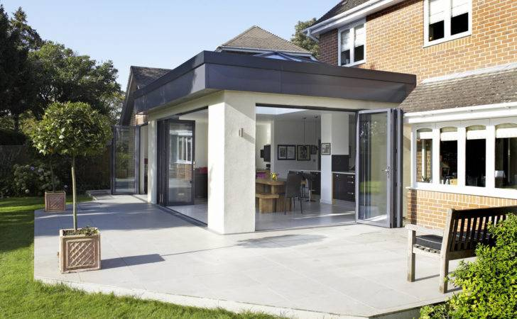 Orangery Kitchen Extension Dining