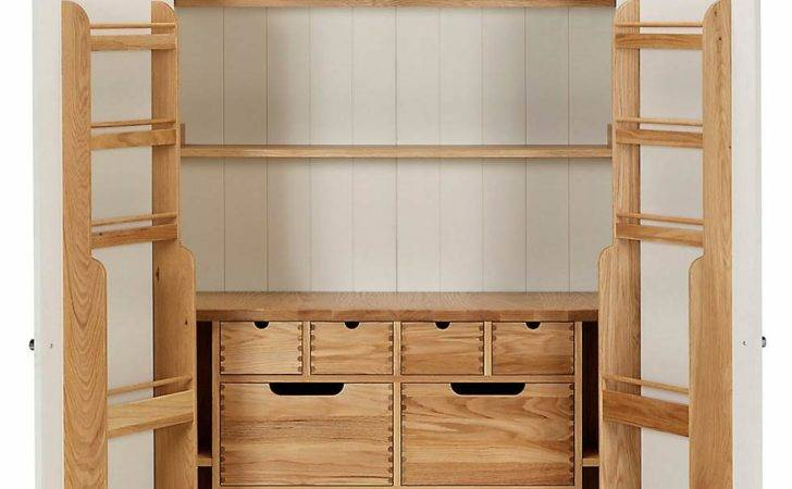 Organise Your Kitchen Larder Pantry Real Homes