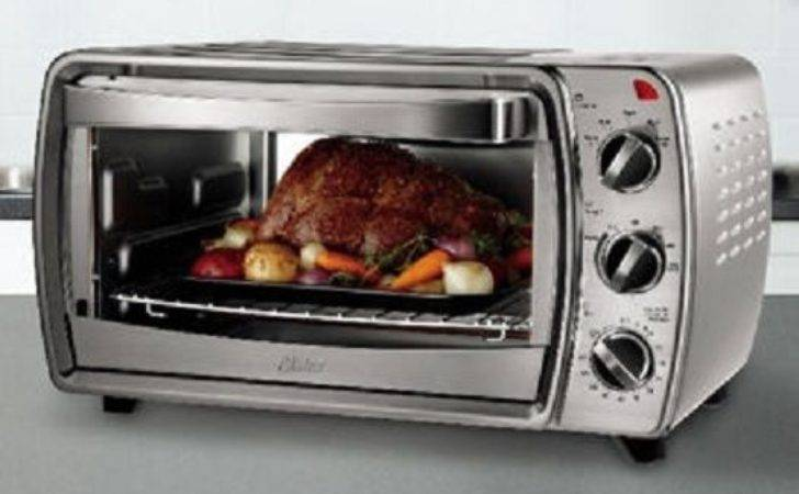 Oster Slice Convection Countertop Oven Small Kitchen