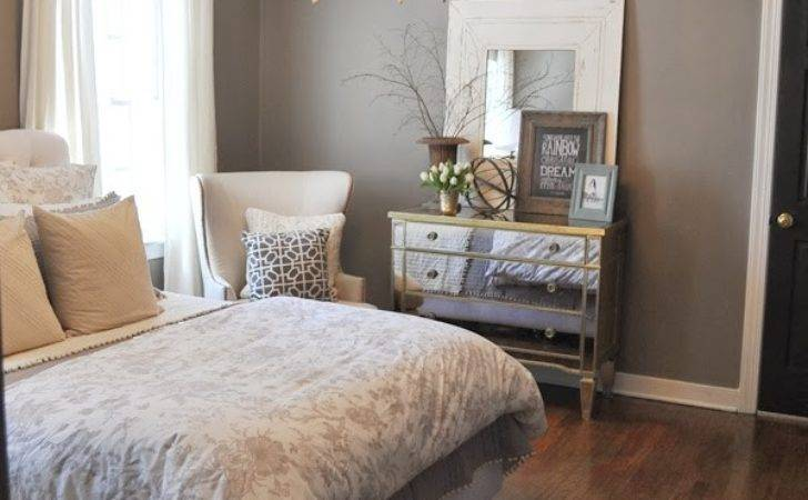 Our Gray Guest Bedroom Source List Dear