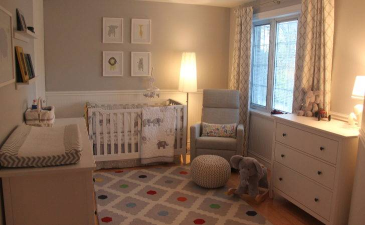 Our Little Baby Boy Neutral Room Project Nursery