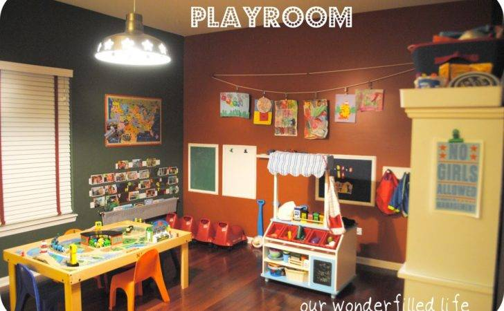 Our Wonderfilled Life Playroom New Project