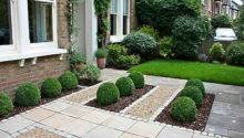Outdoor Front Garden Design Ideas Common Style