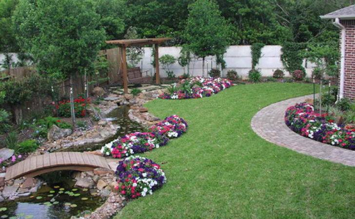 Outdoor Landscaping Ideas Small
