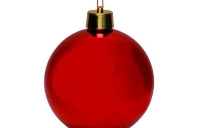 Outdoor Large Christmas Bauble Colours