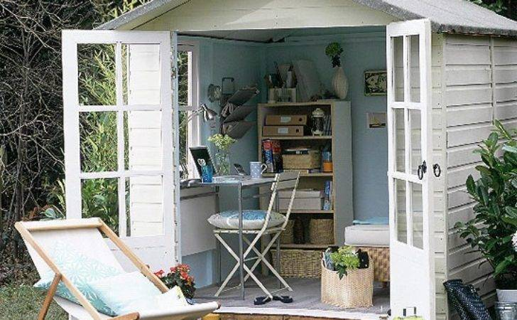 Outdoor Office Furniture Summer Style