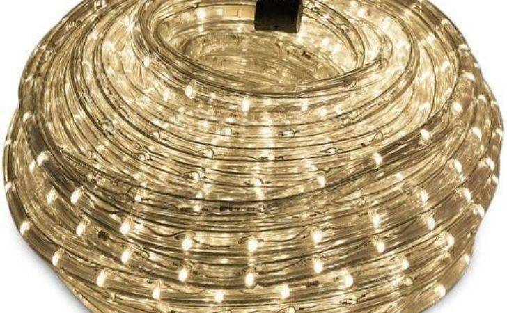 Outdoor Rope Lights Ebay