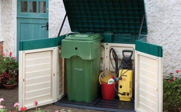 Outdoor Storage Unit Early Years Resources