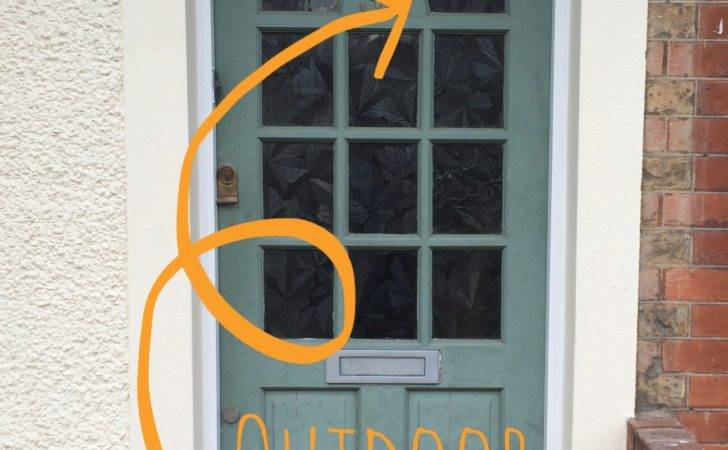 Outspiration Paint Our Front Door Baby Board
