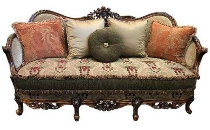 Outstanding Antique Couch Sofa Settee Styles