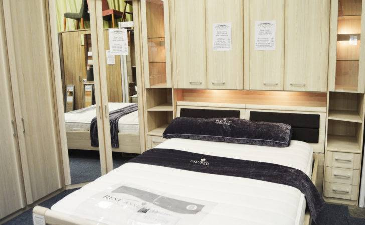Overbed Fitted Wardrobes Bedroom Furniture Raya