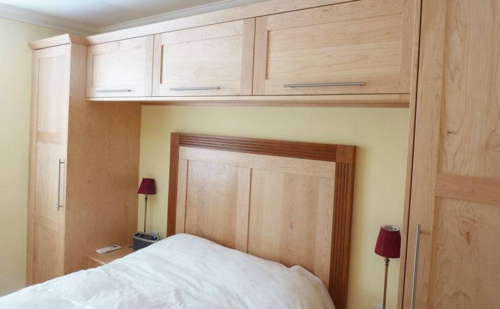 Overbed Fitted Wardrobes Bedroom Furniture