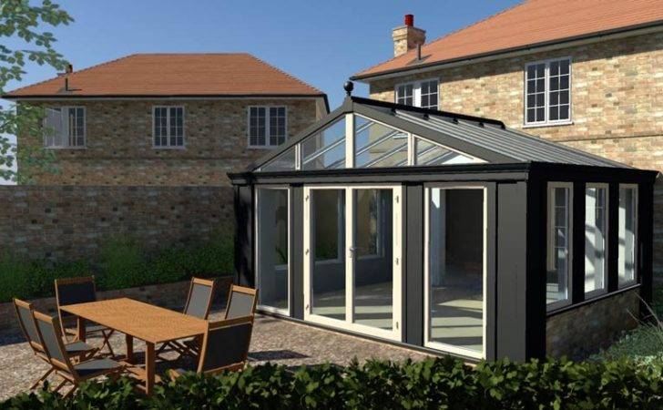 Own Contemporary Conservatory