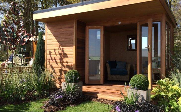 Oxford Contemporary Summerhouse Sizes