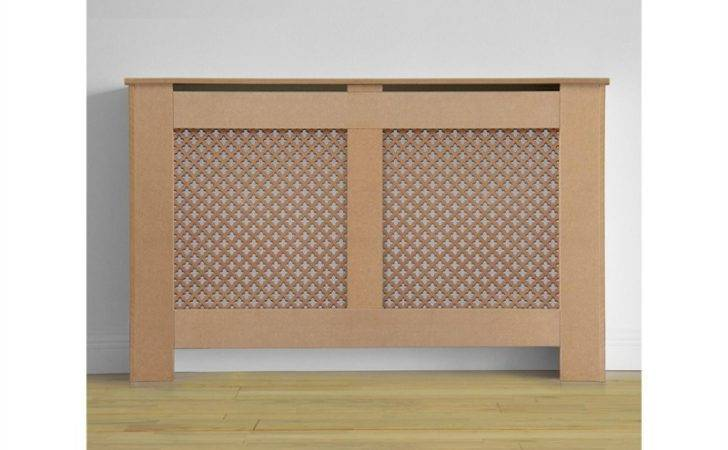 Oxford Mdf Radiator Cabinet Cover Large