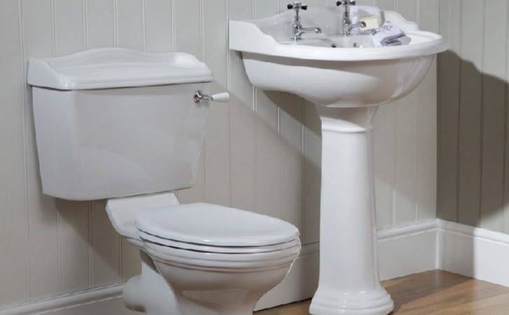 Oxford Toilet Wash Basin Set
