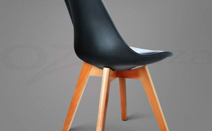Padded Retro Replica Eames Eiffel Dsw Dining Chairs