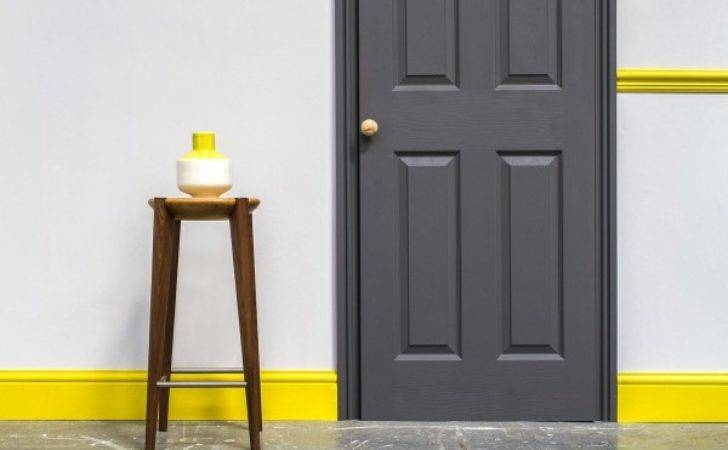 Paint Colour Make Your Skirting Boards