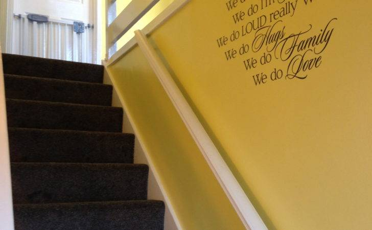 Paint Colours Stairs Diy Projects Painting
