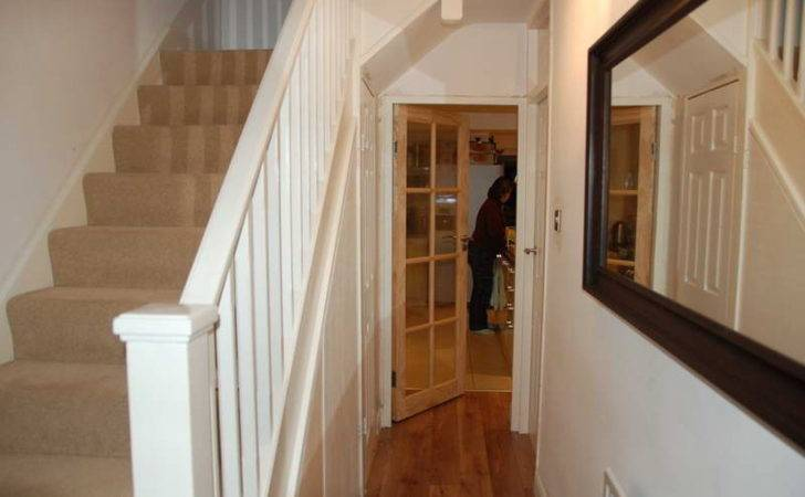 Paint Job Hall Stairs Landing Painting Decorating