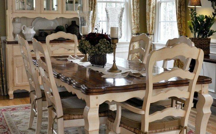 Painted Dining Room Chairs Pinterest Table