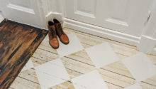 Painted Floor Boards Nordic Bliss