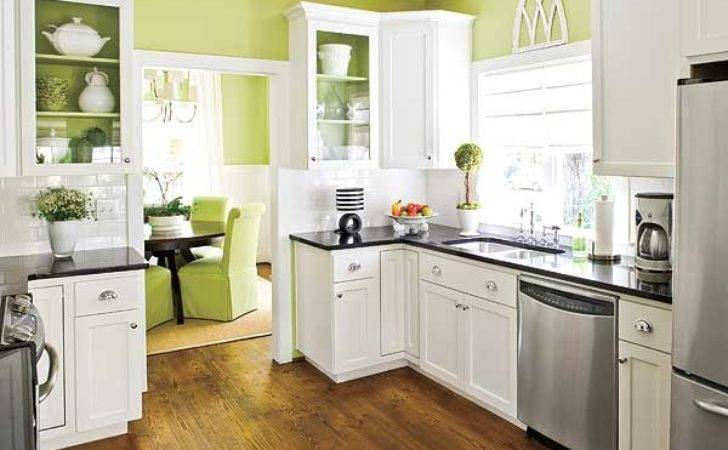 Painted Kitchen Cabinets Home Design Roosa
