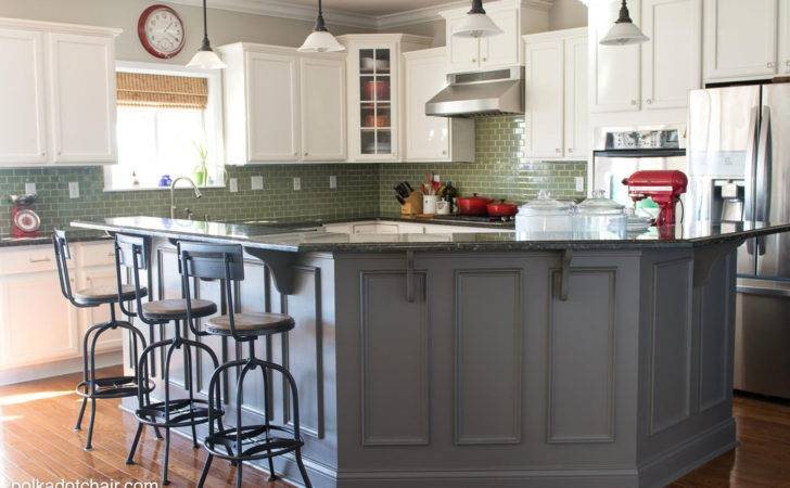 Painted Kitchen Cabinets Interior Decorating