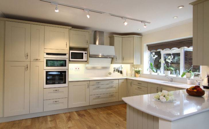 Painted Shaker Kitchens Home Design Decor Reviews
