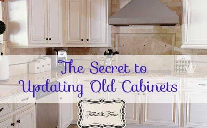 Painting Kitchen Cabinets Tidbits Twine