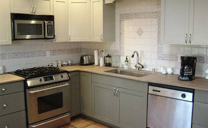 Painting Old Kitchen Cabinets Can Freshen Overall