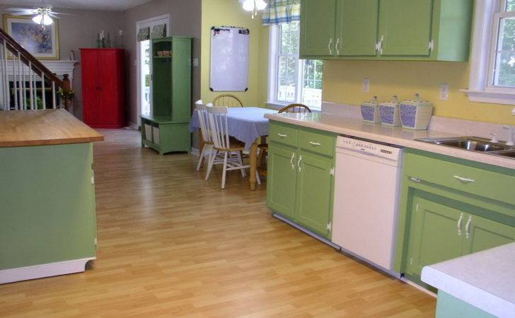 Painting Old Kitchen Cabinets Color Ideas Home Design
