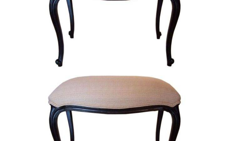 Pair French Style Benches Stdibs